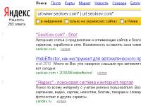 Немного о Яндексе хорошего и не очень хорошего