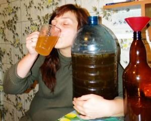 Медовуха – любимый напиток дикарей